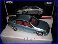 1/18 APEX HOLDEN HSV COMMODORE W427 PANORAMA SILVER SYDNEY SHOW 2nds PARTS ONLY
