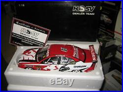 1/18 Biante / Autoart Holden Vz Commodore Garth Tander 2005 Hsv Dealer #16 80563
