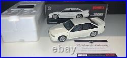 1/18 Biante Holden HSV VN Group A development car Alpine white