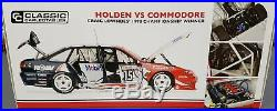 1/18 Craig Lowndes 1998 Holden Vs Commodore Hsv 15 Race Car Classic Collectables