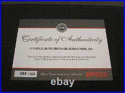 118 Biante Holden Commodore Hsv E-series Ve E3 Gts Sting Red New 1 Of 504