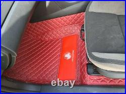 3D Customised Floor Mats for Holden Commodore VE / HSV Club Sport 2006-2013
