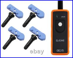 4 x TPMS & Programmer for Holden Commodore HSV VE-VF WM TYRE PRESSURE MONITOR