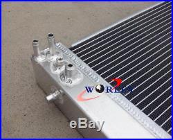 52MM For Holden VT VX HSV Commodore V8 GEN3 LS1 5.7L Alloy radiator&Shroud& fan