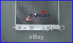 52mm Aluminium Radiator for Holden Commodore VT VU VX HSV 3.8L V6 2 oil cooler