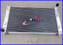 52mm Aluminum Radiator & Fans Holden Vt VX Hsv Commodore V8 Gen3 Ls1 5.7l At/mt