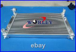52mm Aluminum Radiator for Holden Commodore VT VU VX HSV 3.8L V6 AT/MT 97-02