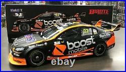 830028 2017 Courtney #22 Hsv Boost Season Holden Vf Commodore 118 Model Car