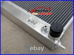 Aluminum Radiator + Fans for Holden VT VX HSV Commodore V8 GEN3 LS1 5.7L 8CYL AT