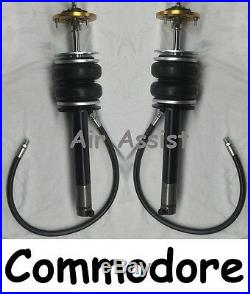 BOSS FRONT Air Bag Suspension kit Holden Commodore HSV Club Sport SS R8