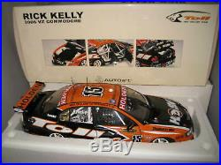 Biante 1/18 Holden Vz Commodore 2006 Rick Kelly 15 Toll Hsv Dealers Team No Coa