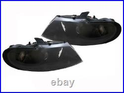 Black Altezza Headlights to suit Holden VX Commodore Calais HSV 00-02 Berlina GT