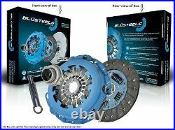 Blusteele HEAVY DUTY Clutch Kit for Holden HDT/HSV Commodore VR Maloo 5.0 EFI V8