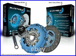 Blusteele HEAVY DUTY Clutch Kit for Holden HDT / HSV Commodore VZ GEN4 LS2 SLAVE