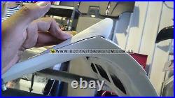 Commodore FRP Series 1 VE bob tail spoiler wing- ss sv led bar hsv gts g8 skirt