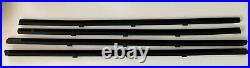 Commodore Vt VX Vy Vz Berlina Calais Outer Chrome Door Reveal Belt Mould Set Hsv