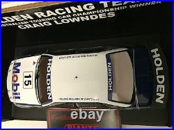 Craig Lowndes 1996 ATCC winner Holden VR Commodore 1/18 model champion HRT HSV