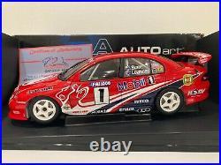 Craig Lowndes 2000 Bathurst Holden VT Commodore 1/18 model Last HRT Skaife HSV