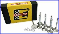 Enginepro Inlet Valve X8 2.165 For Holden Chevy Ls1 Ls2 L76 L98 Commodore Hsv