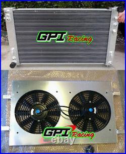 For Holden VT VX VU HSV Commodore V8 GEN3 LS1 5.7L radiator+Shroud+Fans