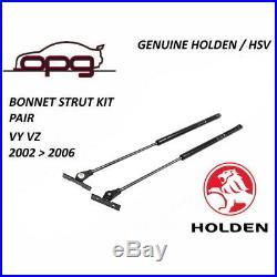 Genuine Holden Bonnet Hood Struts Stays for VY VZ Holden Commodore HSV All