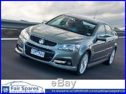 Genuine Holden HSV VE VF Commodore SS RH & LH Roof Gutter Mould Prussian Steel