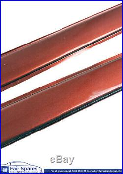 Genuine Holden HSV VE VF Commodore SS RH & LH Roof Gutter Mould Some Like it Hot