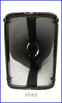 Genuine Holden HSV VF WN Auto Shifter Knob & Boot Chrome Black Commodore GTS Clu
