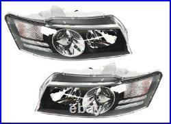 Genuine Holden VZ Projector Head Lights SS SSZ Calais HSV Commodore Pair Left