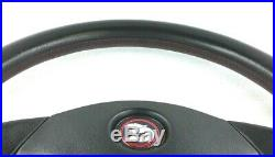 Genuine Momo Panther 360mm black leather steering wheel. HSV, Classic 1989. 7C