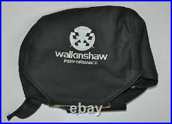 Genuine Walkinshaw VE Front Head Rest Leather Clubsport HSV Holden Commodore