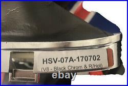 HOLDEN HSV GTS-R Manual Gear Knob Alcantara Red Stitching Fits W1 & VF Commodore