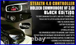 HSV Holden Commodore VE V8 Stealth 1.0 Controller LS2 L98 L76 L77 LS3 Throttle