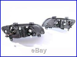 Headlights Holden VE Commodore SSV/Calais HSV Black Projector Pair + SS SV6