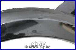 Holden Avalanche HSV VY VZ Left front guard flare Black A08-032701 M NOS