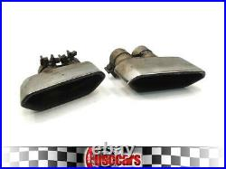 Holden Commodore VE E2 Genuine HSV Exhaust Tips / Pair