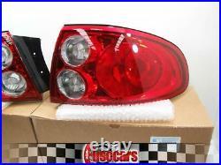 Holden Commodore VT VX VY VZ CV6 CV8 HSV Genuine MONARO Tail Lights (Pair) NOS