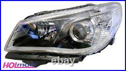 Holden HSV VF Left Head Light Black Commodore SS SSV SV6 Calais International