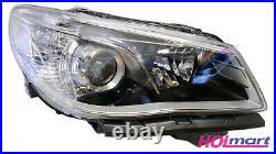 Holden HSV VF Right Head Light Black Commodore SS SSV SV6 Calais Internationa