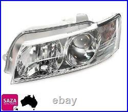 Left Chrome Projector Headlight for HSV Holden Commodore VZ Berlina 2004-2007