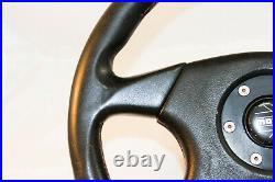 Momo Leather Steering Wheel Kba 70135 M38 Oem Eu Italy