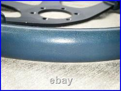 Momo Typ M38 15 inch Leather Steering Wheel 380mm TWR Jaguar