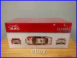 NEW Classic Carlectables 118 Holden VE Commodore Toll HSV 2009 Will Davison HRT