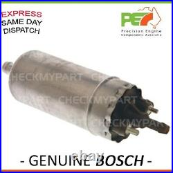 New BOSCH External Fuel Pump For Holden HSV Commodore VN Series I / II 3.8