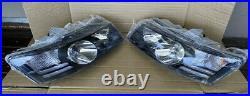 Pair Headlights Suit Vz Commodore Ss Calais Hsv Holden 04-07 Headlamp Lamp Light