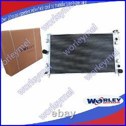QLD Alloy RADIATOR FOR Holden VZ Commodore GEN3 LS1 5.7L GEN4 LS2 6L V8 SS HSV