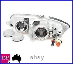 Right Chrome Projector Headlight for HSV Holden Commodore VZ Berlina 2004-2007