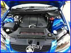 VE V8 Holden Commodore & HSV Orssom OTR MAF Cold Air Intake Kit 2006-11 New