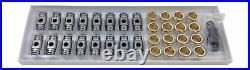 VE VF Holden Commodore & HSV LS2 LS3 L98 Roller Rocker Trunnion Bush Upgrade Kit