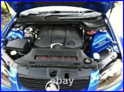 VE/WM V8 Holden Commodore & HSV 06-11 Orssom OTR Kit Maf Bundle with Infil Panel